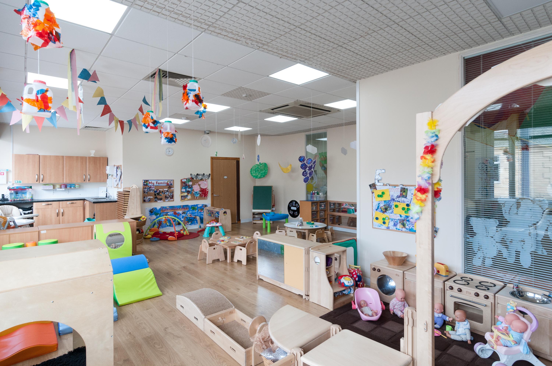 Mini Memphis Room at Happy Feet Nursery