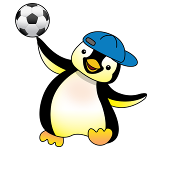 Happy Feet Nursery School Penguin